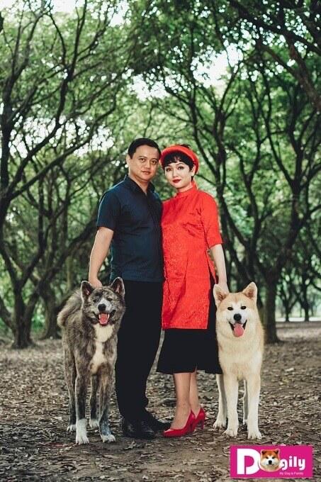 Hai Founder của Công ty cổ phần Dogily Việt Nam