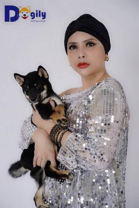 Trong những năm gần đây. Nhiều nghệ sỹ nổi tiếng, doanh nhân đã đặt niềm tin và mua chó Shiba Inu của Dogily Petshop làm thú cưng.