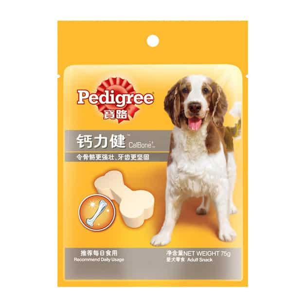 Bánh thưởng cho chó – Pedigree CalBone Adult Snack