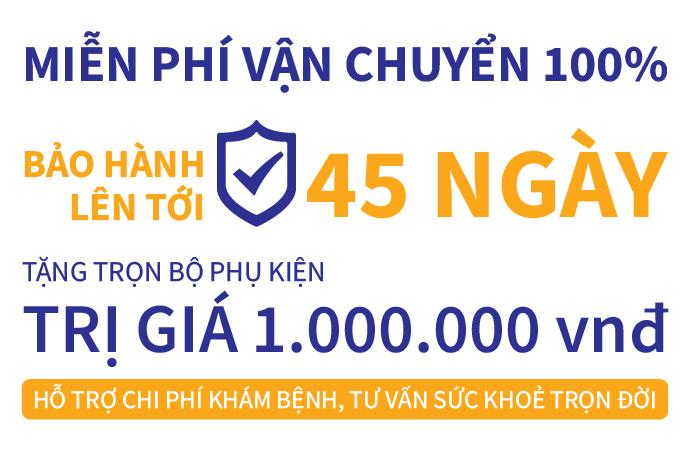 Các chính sách hỗ trợ khi mua chó Lạp xưởng Dachshund tại hệ thống cửa hàng Dogily Pet Shop Hà Nội và Tp Hcm. Gồm: Free ship toàn quốc. Tặng 1 tr phụ kiện, bảo hành tới 45 ngày.