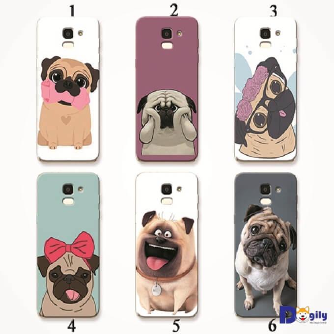 Các sản phẩm ốp điện thoại in hình cún cưng rất được ưa chuộng và phô biến trên thị trường hiện nay.