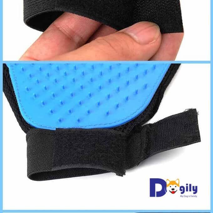 Việc chải lông cho chó mèo đúng cách giúp bạn kiểm soát lông rụng vương vãi khắp nhà. Găng tay cũng là một vật dụng cần thiết để loại trừ lông rụng, gãy.