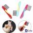 Hướng dẫn cách sử dụng lược chải lông cho chó mèo. Kinh nghiệm chọn mua lược chải lông chó mèo phù hợp.