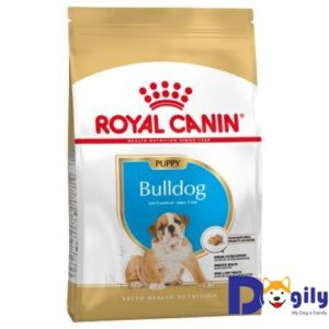 ROYAL CANIN BULLDOG PUPPY là Sản phẩm dinh dưỡng dành riêng cho giống chó Bulldog với hình dáng hạt được thiết kế đặc biệt dành riêng cho giống chó này.
