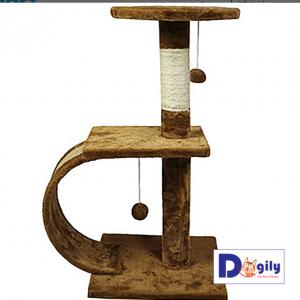 Bán nhà cây cho mèo thiết kế đẹp cho mèo cào móng