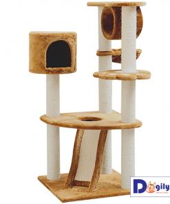 Bán nhà cây cho mèo đẹp và gọn dễ dàng di chuyển