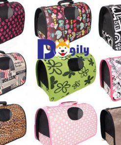 Túi xách mang thú cưng loại Lớn cho chó mèo kiểu dáng và màu sắc đẹp, hấp dẫn thú cưng nhà bạn, chất liệu bền, chắc chắn