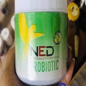 Men Tiêu Hoá PROBIOTIC có tác dụng hỗ trợ tiêu hóa dành cho chim & Vẹ