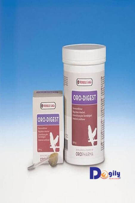 Được sử dụng trong các trường hợp có vấn đề về đường ruột và tiêu chảy