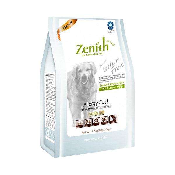 Thức ăn hạt cho chó già ZENITH SENIOR