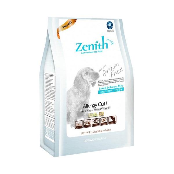 Thức ăn hạt cho chó trưởng thành ZENITH LARGE BREED