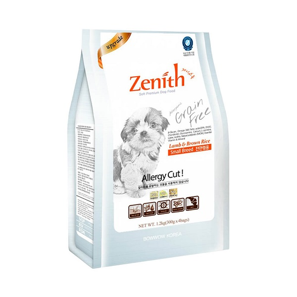 Thức ăn hạt chó nhỏ ZENITH SMALL BREED