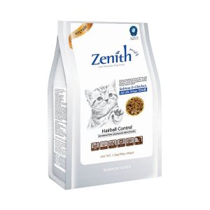 Thuộc dòng sản phẩm thức ăn hạt mềm cao cấp cho thú cưng. Thức ăn hạt mềm chó con Zenith Puppy được chế biến từ thịt cừu tươi, thịt nạc gà rút xương, gạo lứt, yến mạch và dầu cá hồi.