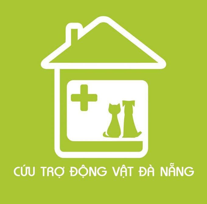 Logo – avatar của trạm cứu trợ động vật Đà Nẵng