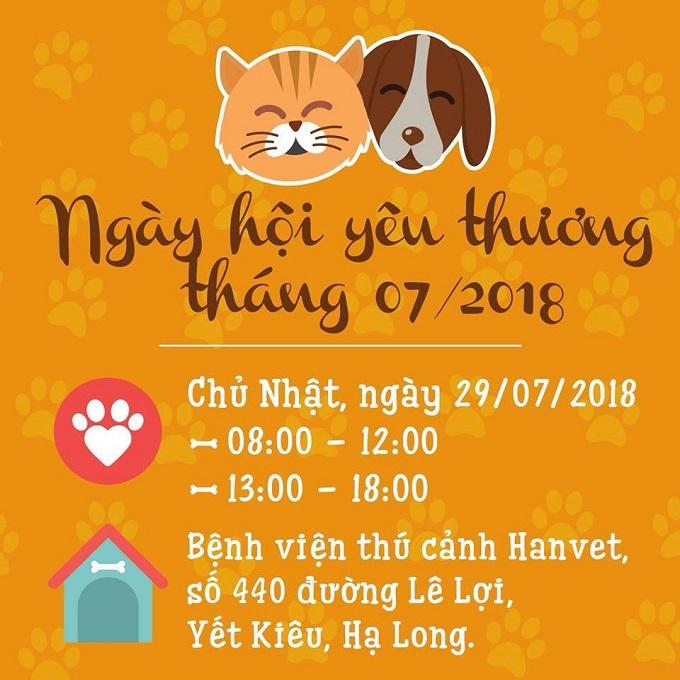 Trạm cứu hộ chó mèo CPAPS Hà Nội