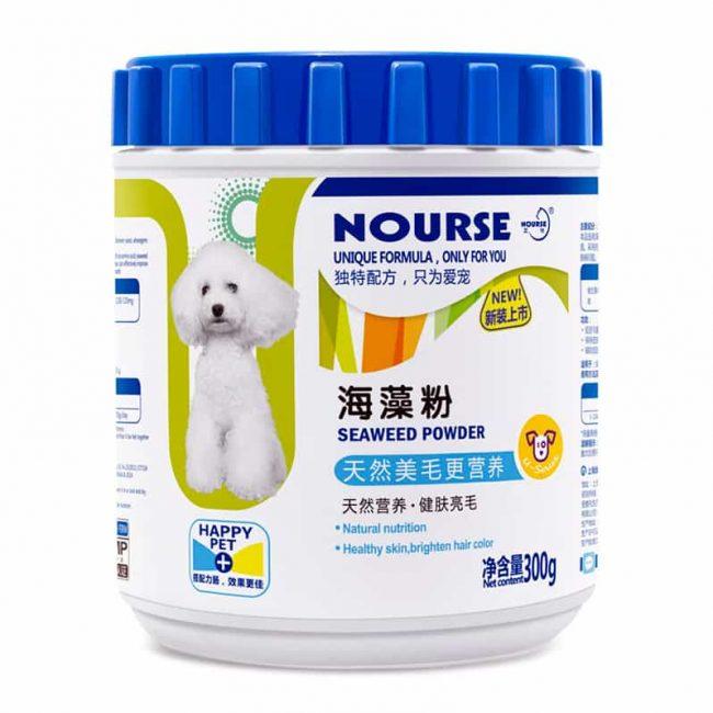 Bột dinh dưỡng cho chó – Nourse Seaweed Powder