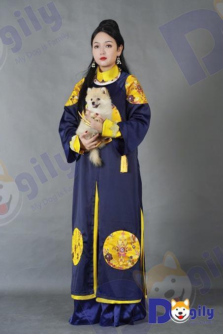 Trong quá khứ, Pomeranian thường được nuôi trong các gia đình người Pháp hoặc quý tộc nên rất ít người biết đến giống chó này.