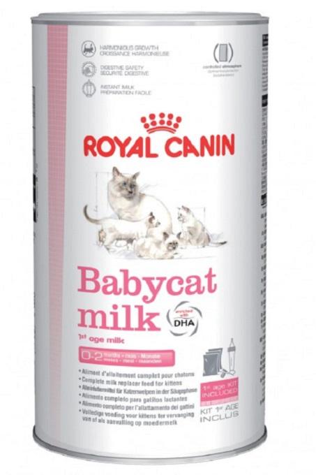 Sữa cho mèo con dưới 2 tháng tuổi Babycat Milk.