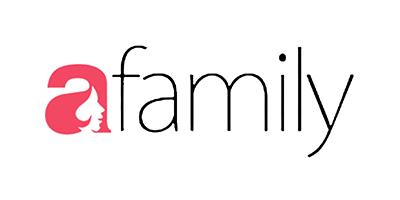 logo Afamily - truyền thông cho Dogily Petshop
