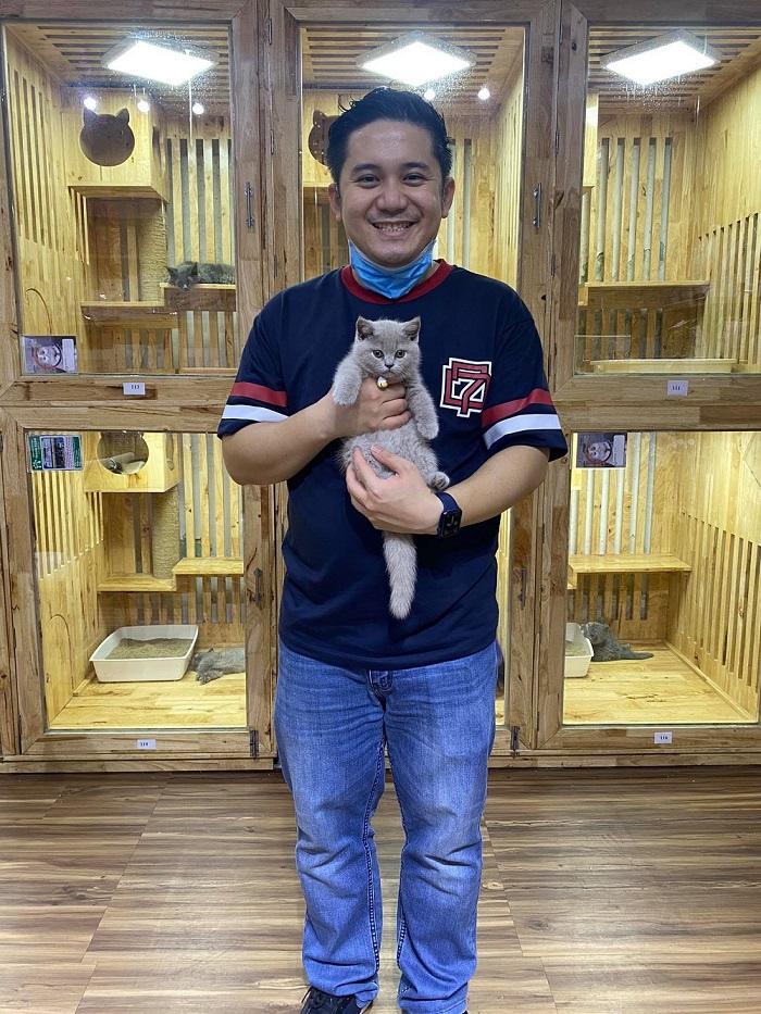 Khách hàng tin tưởng uy tín và chất lượng chó mèo cảnh, dịch vụ tại Dogily Petshop