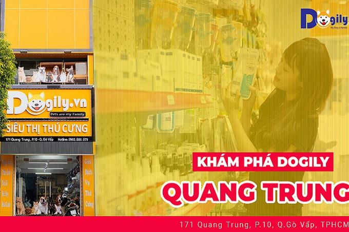 Dogily Petshop Quang Trung